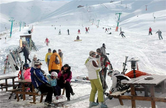 Турция-зимой