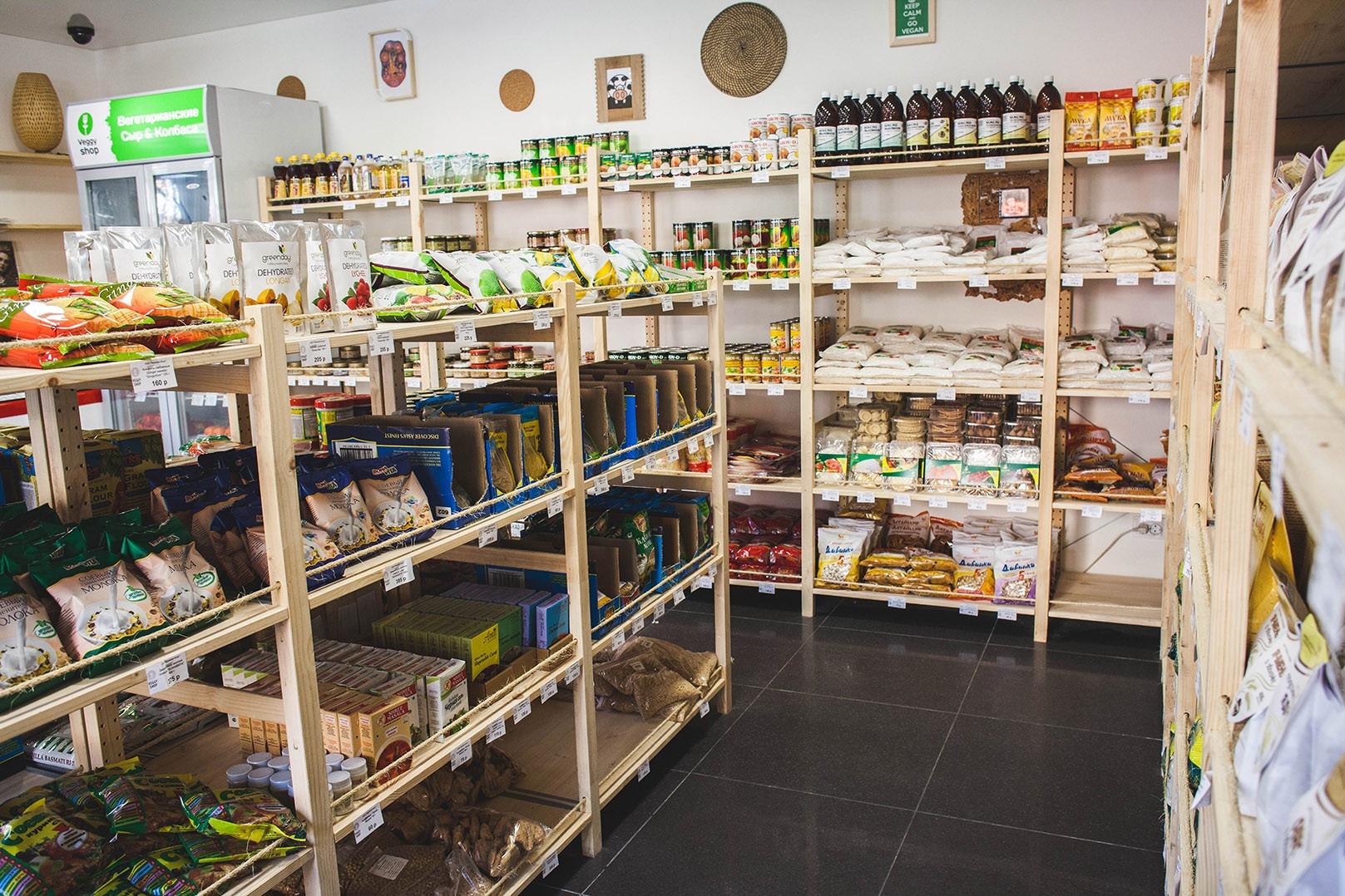 Продуктовый магазин, как вариант иностранного бизнеса в Турции.