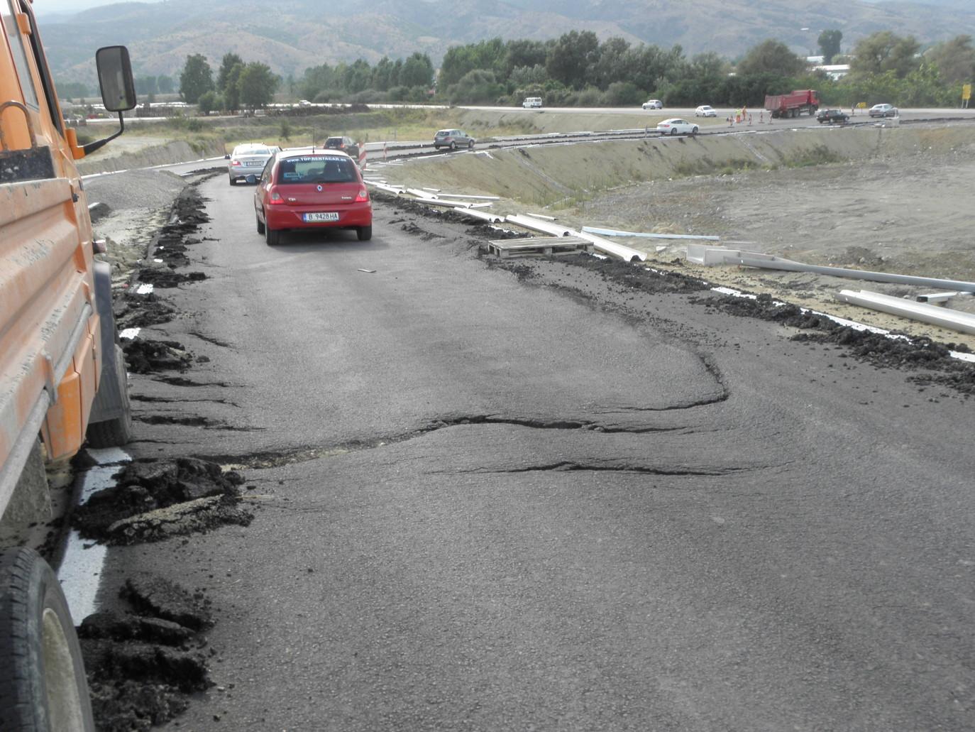 Дороги в Болгарии?