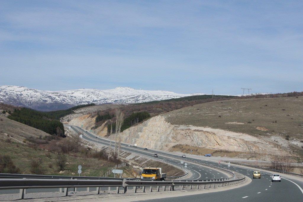 Дороги в Болгарии в разы лучше.