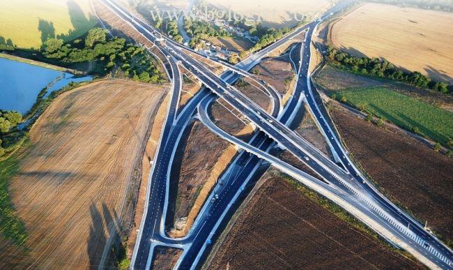 Дороги в Болгарии