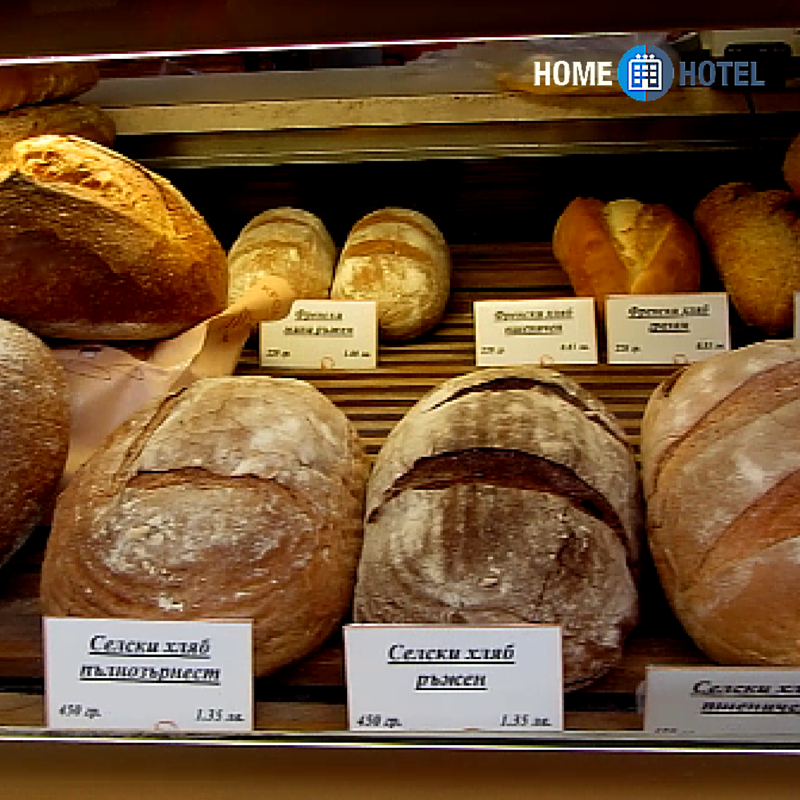 цены на хлеб болгария