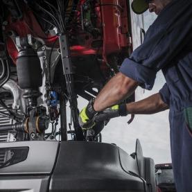 Работа в Польше автомехаником на грузовом транспорте