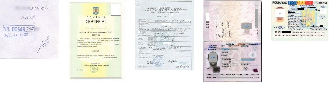 Евро паспорт