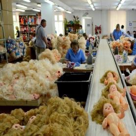 работа в Чехии на фабрике игрушек