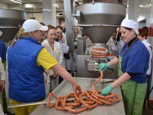 Работа в Чехии вакансия на заводе колбасных изделий