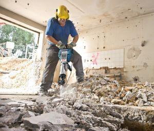Работа в США на демонтаже зданий