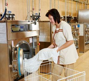 Вакансии в США для работы в прачечной