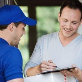 работа курьером в Германии зп 1700 евро