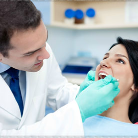 стоматолог мал