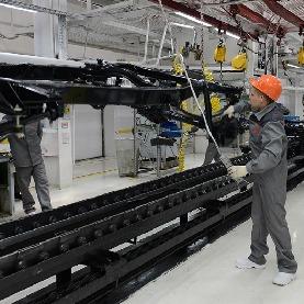 Работа в Словакии для монтажников на линию автосборки