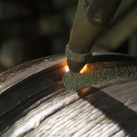 Работа в Словакии для слесаря с наплавкой металла