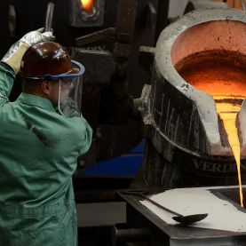 помощник металлурга
