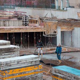 работа для строителя в Словакии