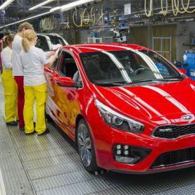 вакансии на заводе KIA в Словакии