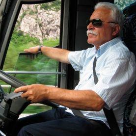 вакансии для водителей автобусов в Словакии